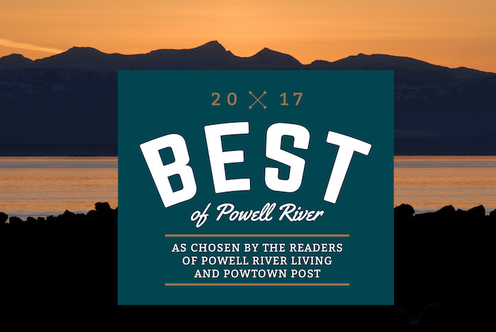 Best of Powell River: Vote now