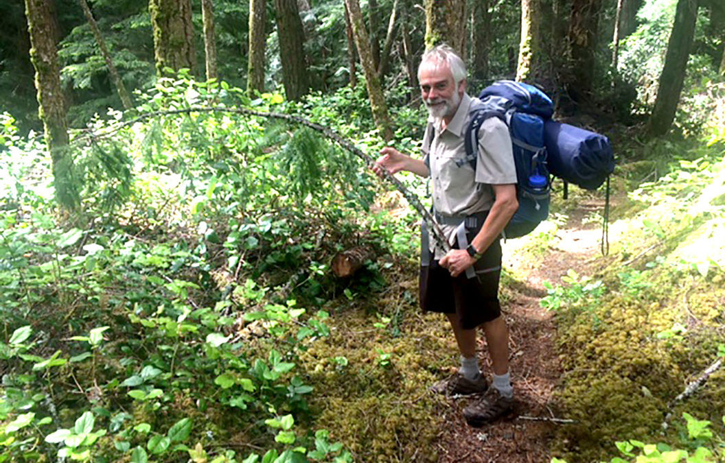 Pick up sticks: Help maintain the Sunshine Coast Trail